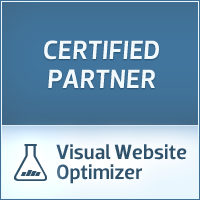 Partenaire officiel de Visual Website Optimizer