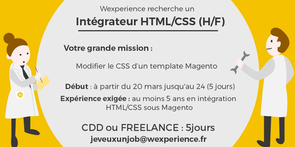 Intégrateur-HTML